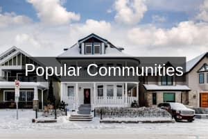 Popular Communities Houses for Sale