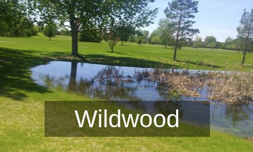 Wildwood Golf Course Homes for Sale