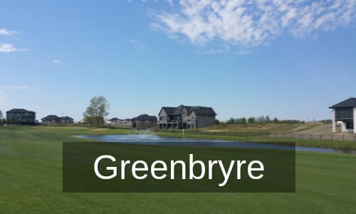 Greenbryre Golf Course Homes for Sale