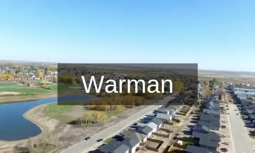 Warman Homes for Sale