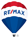 Re/Max Real Estate Hot Air Balloon Logo